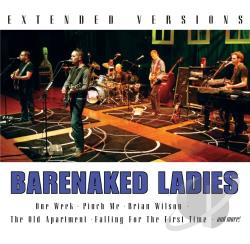 Barenaked Ladies - Extended Versions CD Cover Art