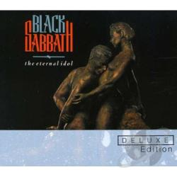 Black Sabbath - Eternal Idol CD Cover Art
