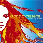 Morissette, Alanis - Under Rug Swept (U.S. Version) DB Cover Art