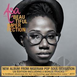Asa - Beautiful Imperfection CD Cover Art