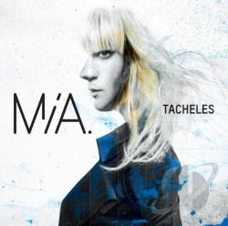 M.I.A. - Tacheles CD Cover Art