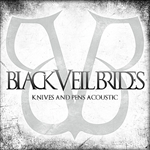 Black Veil Brides - Knives And Pens (Acoustic) DB Cover Art