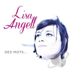 Angell, Lisa - Des Mots... CD Cover Art