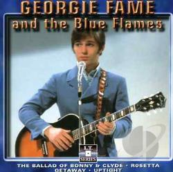 Fame, Georgie - Yeh-Yeh CD Cover Art