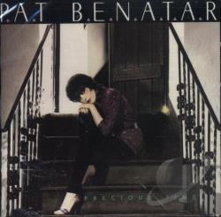 Benatar, Pat - Precious Time CD Cover Art