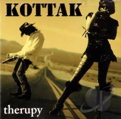 Kottak - Therupy CD Cover Art
