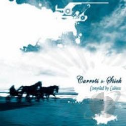 Carrots & Sticks CD Cover Art