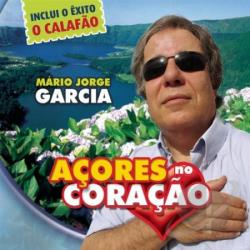 Garcia, Mario Jorge - Acores No Coracao CD Cover Art