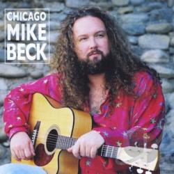 Chicago Mike Beck CD Cover Art