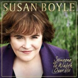 Boyle, Susan - Someone to Watch Over Me: Special Edtion CD Cover Art