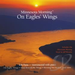 Patin, Bob - On Eagle's Wings CD Cover Art