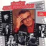 Various Artists - P�snicky Jedn� Plavovl�sky DB Cover Art