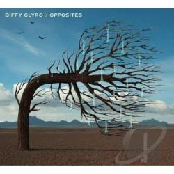 Biffy Clyro - Opposites CD Cover Art