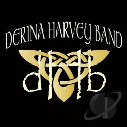 Derina Harvey Band - DHB CD Cover Art