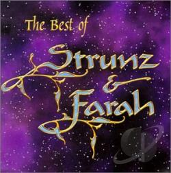 Strunz & Farah - Best of Strunz & Farah CD Cover Art