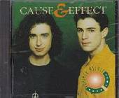 Cause & Effect - Another Minute CD Cover Art