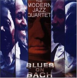 Modern Jazz Quartet - Blues on Bach CD Cover Art