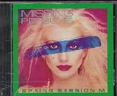 Missing Persons - Spring Session M CD Cover Art