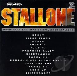 Original Score - Music From The Films Of Sylvester Stallone CD Cover Art
