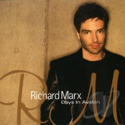 Marx, Richard - Days in Avalon CD Cover Art