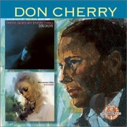 Don Cherry (Vocals) - There Goes My Everything/Take a Message to Mary CD Cover Art