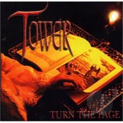 Tower - Turn The Page CD Cover Art