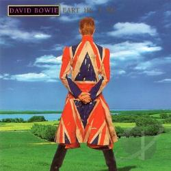 Bowie, David - Earthling CD Cover Art
