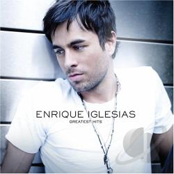 Iglesias, Enrique - Greatest Hits CD Cover Art
