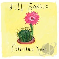 Sobule, Jill - California Years CD Cover Art