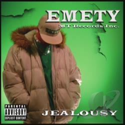 Emety - Jealousy CD Cover Art