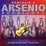 Various Artists - Homenaje A Arsenio Rodriguez DB Cover Art