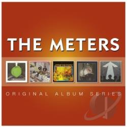Meters - Original Album Series CD Cover Art