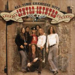 Lynyrd Skynyrd - All Time Greatest Hits CD Cover Art