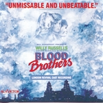 London Revival Cast - Blood Brothers CD Cover Art