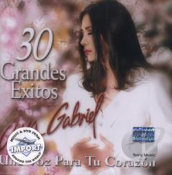 Gabriel, Ana - 30 Grandes Exitos CD Cover Art