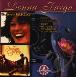 Fargo, Donna - On the Move/Just for You CD Cover Art