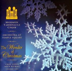 Mormon Tabernacle Choir - Wonder Of Christmas CD Cover Art