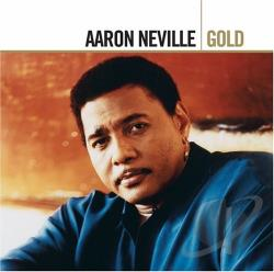 Neville, Aaron - Gold CD Cover Art