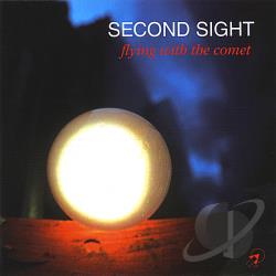 Second Sight - Flying With The Comet CD Cover Art