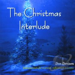 Denisen, Don - Christmas Interlude CD Cover Art