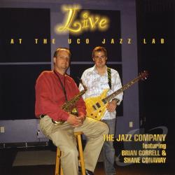 Gorrell, Brian - Live At The Uco Jazz Lab CD Cover Art