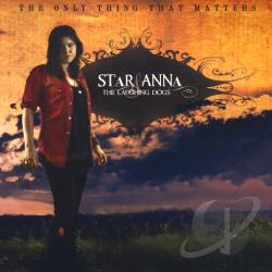 Star Anna - Only Thing That Matters CD Cover Art