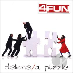 4FUN - Delione-A Puzzle CD Cover Art