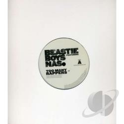 Beastie Boys - Too Many Rappers LP Cover Art