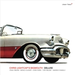Chris Lightcap's Bigmouth - Deluxe CD Cover Art