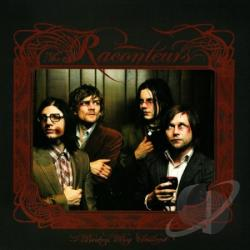 Raconteurs - Broken Boy Soldiers LP Cover Art