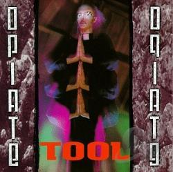 Tool - Opiate CD Cover Art