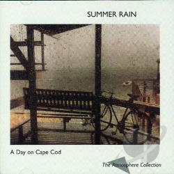 Day on Cape Cod: Summer Rain CD Cover Art