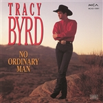 Byrd, Tracy - No Ordinary Man CD Cover Art