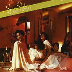 Sister Sledge - We Are Family CD Cover Art